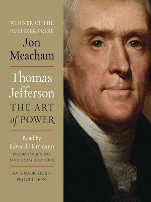 cover image of Thomas Jefferson